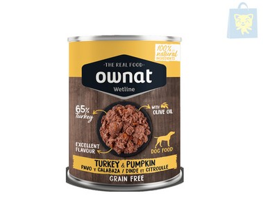 OWNAT - TURKEY & PUMPKIL (400g)