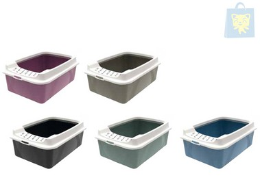 ROTHO MYPET - HYGIENIC TRAY ROTHO (57,2x39,3x20,9cm) (Various colors)