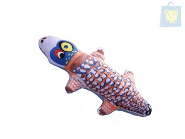 PET PRODUCTS - CROCODILE TOY (25cm)