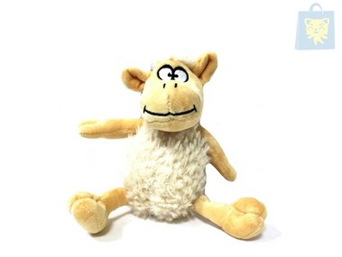 PET TOY - SHEEP TOY (25cm)