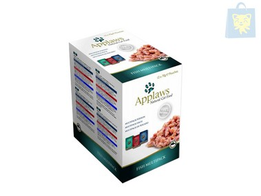 APPLAWS - FISH MULTIPACK (3 flavors) (12x70g)