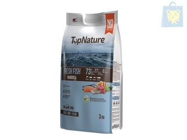 TOPNATURE - ADULT MINI NÖRDICA FHIS (3Kg)