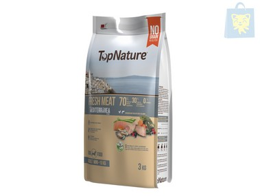 TOPNATURE - ADULT MINI MEDITERRANEA (3Kg)