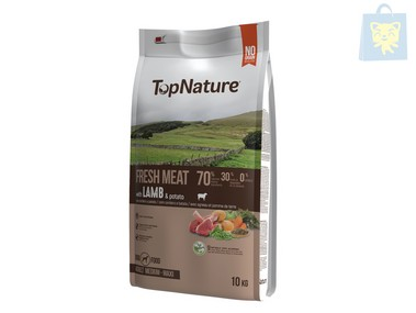 TOPNATURE - ADULT MEDIUN-MAXI LAMB AND CHICKEN (10Kg)