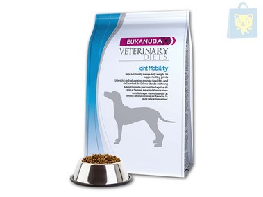 EUKANUBA-VETERINARY DIETS - JOINT MOBILITY (1Kg y 12Kg)