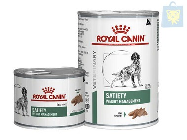 ROYAL CANIN-VETERINARY DIET - OBESITY MANAGEMENT HUMEDO (195g y 410g - 12Latas y 24Latas)
