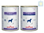 ROYAL CANIN-VETERINARY DIET - SENSITIVITY CONTROL HUMEDO (Pollo y Pato) (420g - 12Latas y 24Latas)