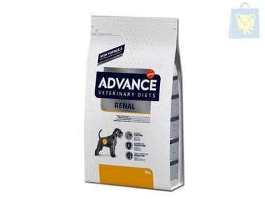 AFFINITY - ADVANCE VETERINARY DIETS - RENAL FAILURE (3Kg y 12Kg)