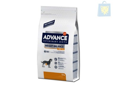AFFINITY - ADVANCE VETERINARY DIETS - OBESITY (3Kg y 12Kg)