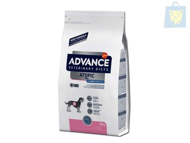 AFFINITY - ADVANCE VETERINARY DIETS - ATOPIC (3Kg y 12Kg)