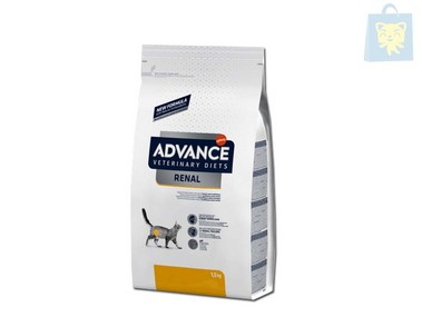 AFFINITY - ADVANCE VETERINARY DIETS - GATO RENAL (1,5Kg)