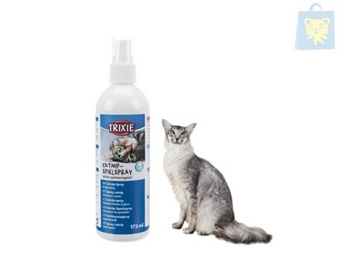 TRIXIE - SPRAY ATRAYENTE CATNIP (50ml y 175ml)