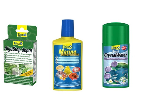 Maintenance Water, Liquid and Test para Fish