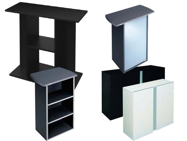 Tables and Furniture for Aquariums para Fish