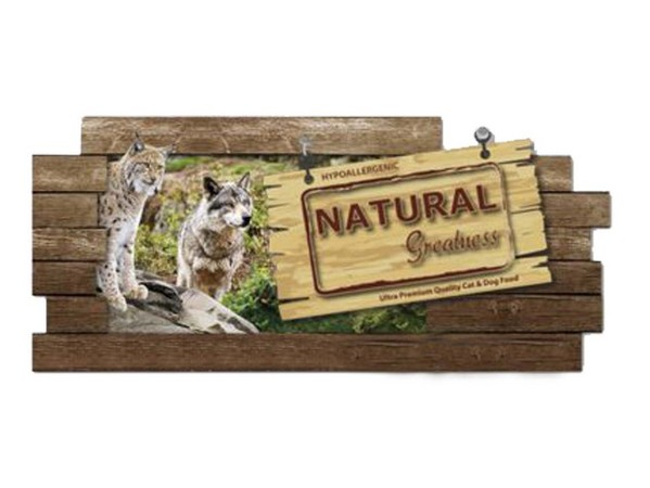 NATURAL GREATNESS - COMPLET para Dogs